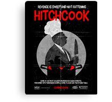 Hitchcook Canvas Print