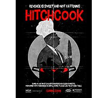 Hitchcook Photographic Print