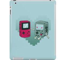 BMO IN LOVE iPad Case/Skin