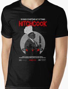 Hitchcook Mens V-Neck T-Shirt