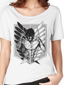 Shingeki no Kyojin - Eren Titan Women's Relaxed Fit T-Shirt