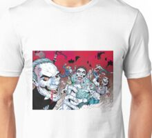 Zombie walking dead Unisex T-Shirt