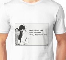 Once Upon A Time Me Too!! Unisex T-Shirt