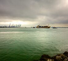 Island Trader at Port Miami by njordphoto