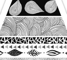 Tribal and Nature Play Sticker