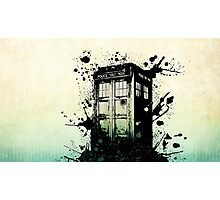 Doctor Who where are you? Photographic Print