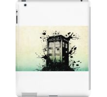 Doctor Who where are you? iPad Case/Skin