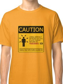 If lost return to warehouse 13 Classic T-Shirt