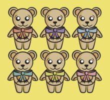 Six bears Baby Tee