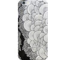 Colin Gabriel Concentric Circles Redux iPhone Case/Skin