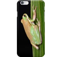 Frog Friendly iPhone Case/Skin
