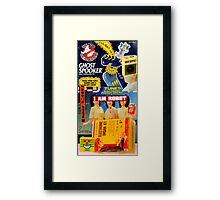 Pocket Organ. Framed Print