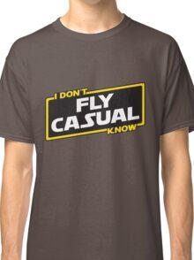 Flying Advice Classic T-Shirt