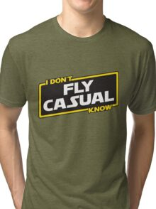 Flying Advice Tri-blend T-Shirt