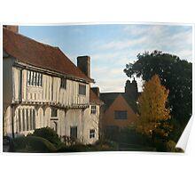 Historic Lavenham Poster