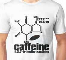 Caffeine Unisex T-Shirt