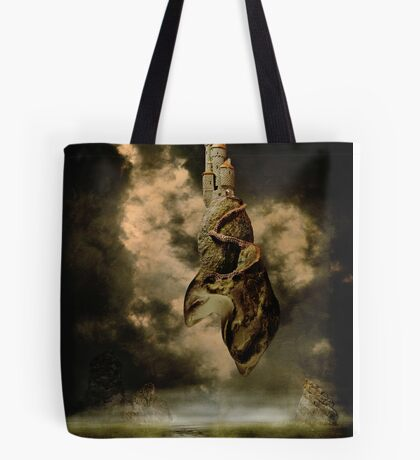 A Castle In The Sky Tote Bag