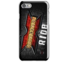 DESTINATION X RIDE LOGO — ROUGH ROAD iPhone Case/Skin