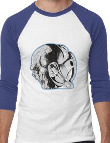 SilentCyber (1.0) Men's Baseball ¾ T-Shirt
