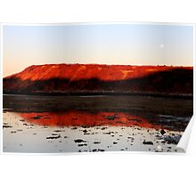 Reflections of our Red Earth Poster