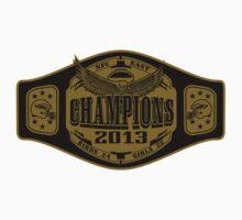 NFC East Championship Belt Kids Clothes