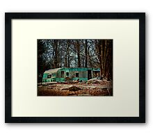 Paradise in the Catskills Framed Print