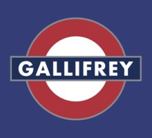 GALLIFREY METRO by karmadesigner