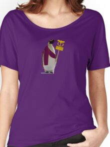 Emperor Penguin Women's Relaxed Fit T-Shirt