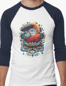 Enlightened Neighbor Men's Baseball ¾ T-Shirt