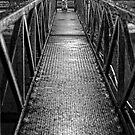 Industrial Bridge by Kate Purdy