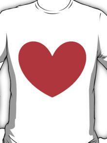 The Zacharie Costume Tee [RED] T-Shirt