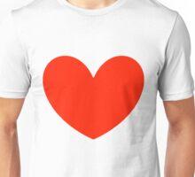 The Zacharie Costume Tee [RED] Unisex T-Shirt