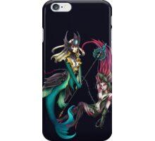 Nami-Zyra iPhone Case/Skin