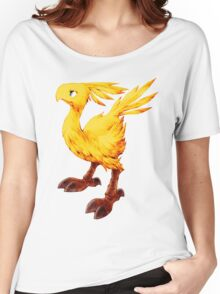 Chocobo Final Fantasy Tactics Women's Relaxed Fit T-Shirt