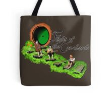Fellowship of the Conchords Tote Bag