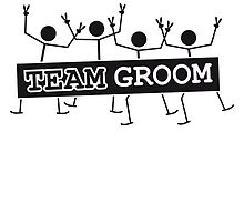 Team Groom Party Crew by Style-O-Mat