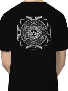 Trikiera_Celtic_Metatron_Mandala_2014 Classic T-Shirt