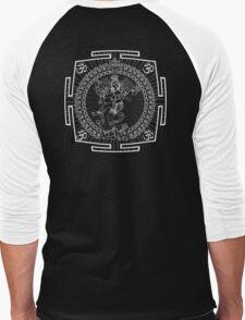 NATRAJA_MANTRA_2014 Men's Baseball ¾ T-Shirt