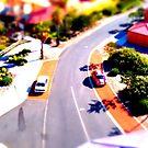 Bunbury Lookout - Tilt Shift by Craig Shillington