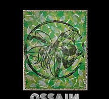 Ossaim, Orixa of herbal medicine by Ginga & Helen Dos Santos