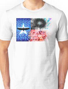 circuit board taxes (Flag) Unisex T-Shirt