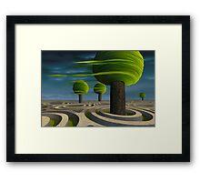 Tilia arbora Framed Print
