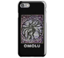 Omolu, Orixa of sickness and health iPhone Case/Skin