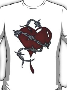 Protected Heart. T-Shirt