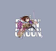 The Ragin' Cajun (Gambit, Slate, Phone Case) by BasiliskOnline