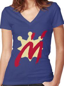 Super Mario Sunshine Women's Fitted V-Neck T-Shirt