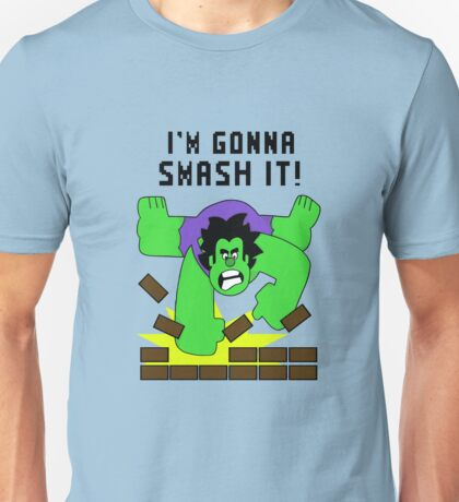 Smash-It Banner Unisex T-Shirt