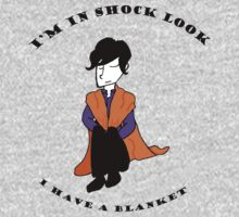 Shock Blanket by BoomBox333