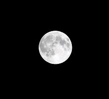 Super Moon 2013 by Benivey