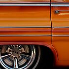 Classic Orange.  by Todd Rollins